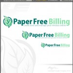 Redesigning the Paper Free Billing Brand
